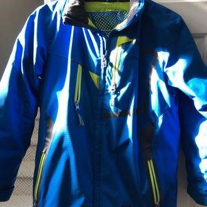 Spyder boys winter jacket